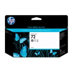 Original HP C9374A (HP 72XL) inkjet cartridge - high capacity gray