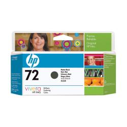 Original HP C9403A (HP 72XL) inkjet cartridge - high capacity matte black