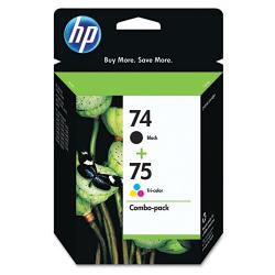 Original HP CC659FN (HP 74/75) Multipack - 2 pack