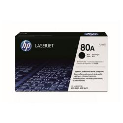 Original HP CF280A (80A) toner cartridge - black