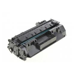 Remanufactured/Compatible HP CF280A (80A) toner cartridge - black