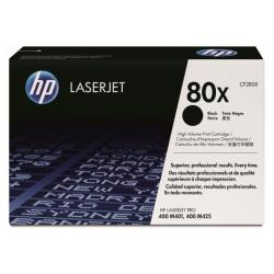 Original HP CF280X (80X) toner cartridge - high capacity black