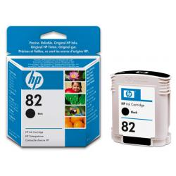 Original HP CH565A (HP 82) inkjet cartridge - black