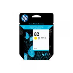 Original HP C4913A (HP 82XL) inkjet cartridge - yellow