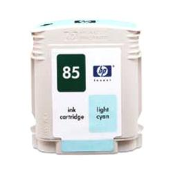 Original HP C9428A (85) inkjet cartridge - light cyan