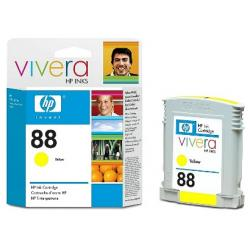 Original HP C9388AN (HP 88) inkjet cartridge - yellow