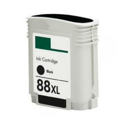 Remanufactured HP C9396AN (HP 88XL) inkjet cartridge - high capacity black