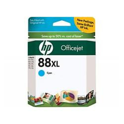 Original HP C9391AN (HP 88XL) inkjet cartridge - high capacity cyan