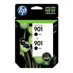 Original HP CZ075FN (HP 901 Black) Multipack - 2 pack