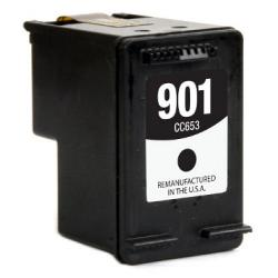 Remanufactured HP CC653A (HP 901) inkjet cartridge - black