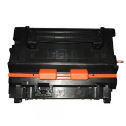 Remanufactured/Compatible HP CE390A (90A) toner cartridge - black