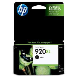 Original HP CD975AN (HP 920XL) inkjet cartridge - high capacity black