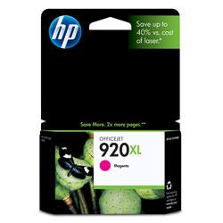 Original HP CD973AN (HP 920XL) inkjet cartridge - high capacity magenta