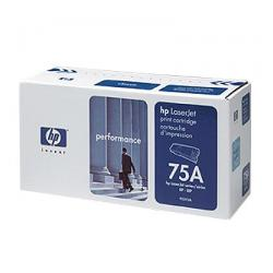 Original HP 92275A (75A) toner cartridge - black