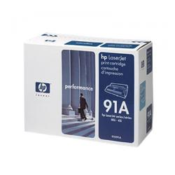 Original HP 92291A (91A) toner cartridge - black