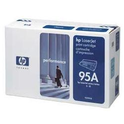 HP 92295A (HP 95A) Genuine OEM Black Classic Laser Cartridge