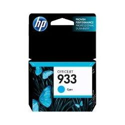 Original HP CN058AN (HP 933) inkjet cartridge - cyan