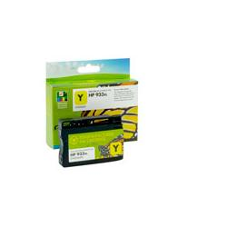 Premium ink cartridge replacement for HP 933XL - high yield yellow - Made in the USA
