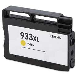 Remanufactured HP CN056AN (HP 933XL) inkjet cartridge - high capacity yellow