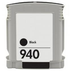 Remanufactured HP C4902AN (HP 940) inkjet cartridge - black