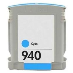 Remanufactured HP C4903AN (HP 940) inkjet cartridge - cyan