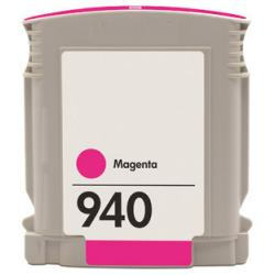Remanufactured HP C4904AN (HP 940) inkjet cartridge - magenta