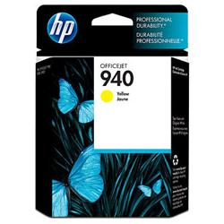 Original HP C4905AN (HP 940) inkjet cartridge - yellow