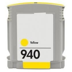 Remanufactured HP C4905AN (HP 940) inkjet cartridge - yellow