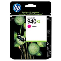 Original HP C4908AN (HP 940XL) inkjet cartridge - high capacity magenta