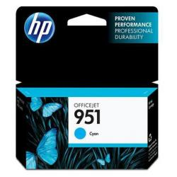 Original HP CN050AN (HP 951) inkjet cartridge - cyan