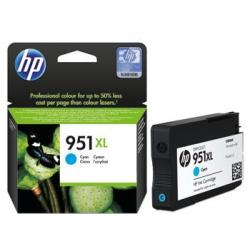 Original HP CN046AN (HP 951XL) inkjet cartridge - cyan