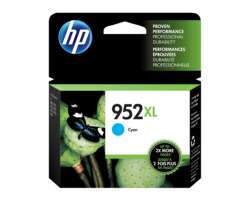 Original HP L0S61AN (HP 952XL) inkjet cartridge - high capacity cyan