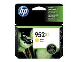 Original HP L0S67AN (HP 952XL) inkjet cartridge - high capacity yellow