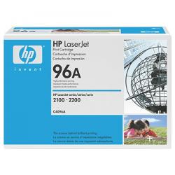 Original HP C4096A (96A) toner cartridge - black
