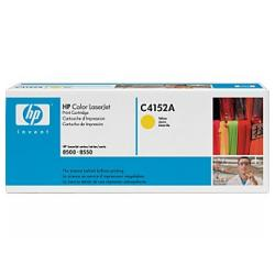 Original HP C4152A toner cartridge - yellow