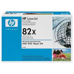 Original HP C4182X (82X) toner cartridge - high capacity black