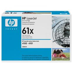 Original HP C8061X (61X) toner cartridge - high capacity black