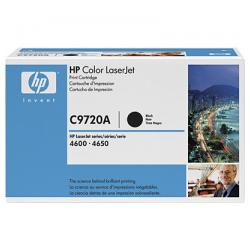 Original HP C9720A (641A) toner cartridge - black