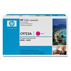 Original HP C9723A (641A) toner cartridge - magenta