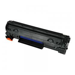 Compatible HP CB435A (35A) toner cartridge - MICR black