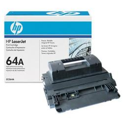 Original HP CC364A (64A) toner cartridge - black