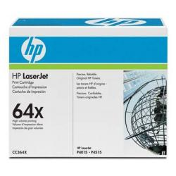 Original HP CC364X (64X) toner cartridge - high capacity black