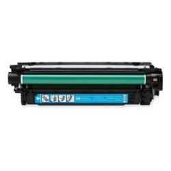 Remanufactured/Compatible HP CE251A (504A) toner cartridge - cyan