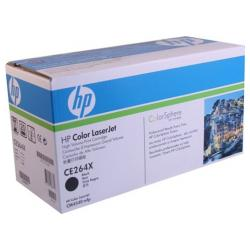 Original HP CE264X (646X) toner cartridge - high capacity black