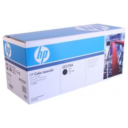 Original HP CE270A (650A) toner cartridge - black