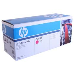 Original HP CE273A (650A) toner cartridge - magenta