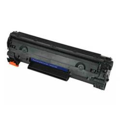 Remanufactured/Compatible HP CE278A (78A) toner cartridge - black