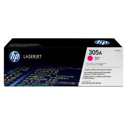 Original HP CE413A (305A) toner cartridge - magenta