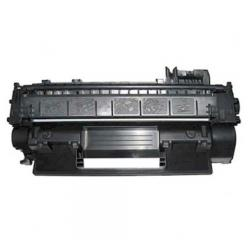 Remanufactured/Compatible HP CE505X (05X) toner cartridge - high capacity black