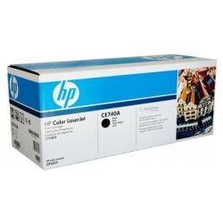 Original HP CE740A (307A) toner cartridge - black